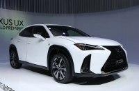 Lexus представил самый дешевый кроссовер в своей истории