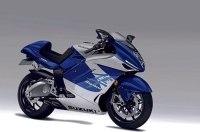 Новый мотоцикл Suzuki Hayabusa может получить полуавтоматическую коробку