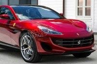 Кроссовер Ferrari получит гибридную установку на базе мотора V8