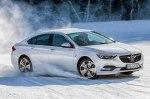 Новая Opel Insignia – победитель в номинации «Зимний автомобиль 2018»