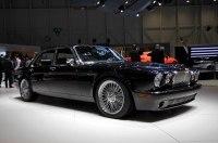 Jaguar построил уникальный 34-летний XJ для барабанщика Iron Maiden