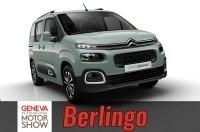Citroen в Женеве показал Berlingo в новом облике