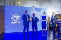 ТСМ Интер-Авто признан лучшим дилером Ravon в г. Киев