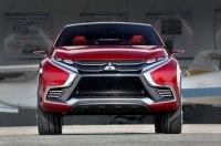 Компания Mitsubishi выпустит новый кроссовер