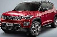 Новый маленький внедорожник Jeep дебютирует в июне