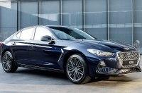 Седан Genesis G70 получит шестиступенчатую «механику»