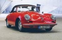 Porsche выбрал пять лучших спорткаров с воздушным охлаждением