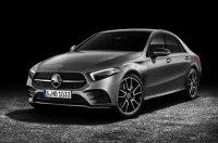 Компактный седан Mercedes A-Class: первые изображения