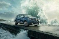 Renault представила роскошный кроссовер Kadjar Armor-Lux