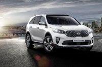 Объявлены украинские цены на обновленный  Kia Sorento