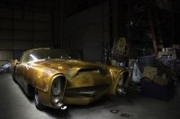 На аукцион выставят самый продвинутый автомобиль 1950-х