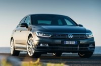 Volkswagen анонсировал обновлённый Passat