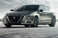 Новый Nissan Altima: первые изображения от независимых дизайнеров