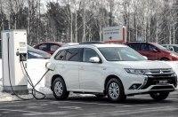 Mitsubishi развивает инфранструктуру быстрых зарядных станций в Украине