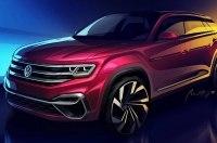 Volkswagen анонсировал премьеру пятиместного Teramont