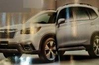 Новый Subaru Forester рассекретили в сети