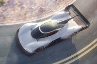 Volkswagen раскрыл дизайн электрического спортпрототипа для «Пайкс-Пика»