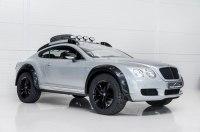 Голландцы продают Bentley Continental GT для бездорожья