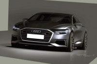 Новый Audi RS6 Avant будет 605-сильным
