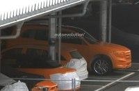 Дизайн нового кроссовера Mercedes-Benz показали на макете для краш-тестов
