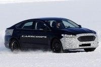 Ford приступил к испытаниям обновленного Mondeo