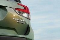 Следующий Subaru Forester: новое изображение