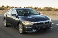 Новый гибрид: Honda представила серийный седан Insight