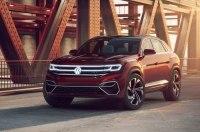 Новый кроссовер: Volkswagen представил концепт Atlas Cross Sport