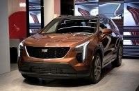 Cadillac представил кроссовер XT4