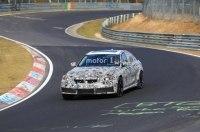 BMW тестирует новую заряженную тройку на Северной петле