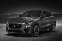 Maserati представила 590-сильный кроссовер Levante Trofeo