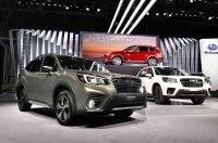 Официально: компания Subaru представила новый Forester