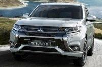 Mitsubishi продала в европе 100 000 экземпляров Outlander PHEV
