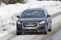 «Заряженный» Audi SQ2 практически готов к дебюту