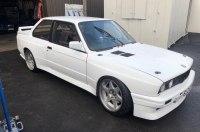 «Трешку» BMW с компрессорным двигателем Honda выставили на продажу