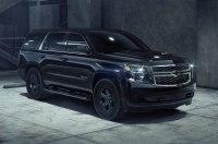 Chevrolet представил «полуночный» внедорожник Tahoe Midnight Edition