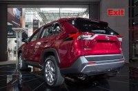 Новый Toyota RAV4 может получить семиместный салон