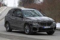 Новый BMW X5 скидывает камуфляж