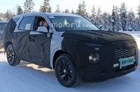 Новый большой внедорожник Hyundai получит название Palisade