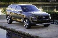 Kia раскрыла подробности о новом огромном внедорожнике