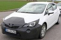 Opel слегка обновит «Астру»