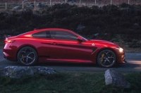 Купе Alfa Romeo Giulia получит 650-сильную гибридную установку