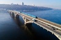 В Киеве хотят отремонтировать мост Метро
