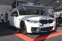 Новый BMW M5 примерил «наряды» M Performance