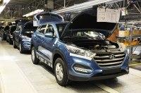 В Hyundai сообщили о результатах продаж автомобилей в марте 2018 г