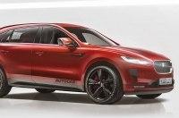 Jaguar выпустит большой кроссовер J-Pace к 2021 году