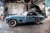 В бельгийском гараже нашли один из самых редких «Ягуаров»