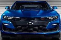 Chevrolet представил обновленный Camaro