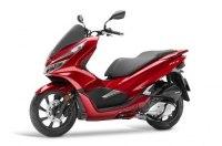 Honda обновила популярный скутер PCX125
