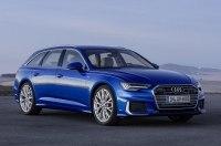 Audi представила новый универсал A6 Avant